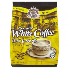 Coffee Tree Gold Blend Penang White Coffee With Sugar 15'x 40G