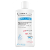 Dermedic Capilarte Soothing Shampoo 300ML ( For Hypersensitive Scalp And Hair)