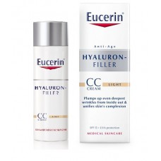 Eucerin Hyaluron-Filler CC Cream Light SPF15 50ML