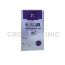 Heliocare Fern Plus 240MG 60 CAPSULES