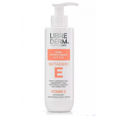 Librederm Vitamin E Antioxidant Moisturizing body Cream 200ML