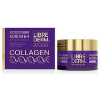 Librederm Anti-Aging Collagen Night Cream for Face, Neck and Decollete 50ML
