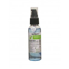 Wellpro™ Hand Sanitizer 50ML (Deep Blue)