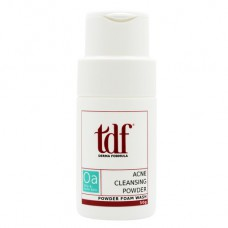 TDF Acne Cleansing Powder (Oily & Acne Skin) Powder Foam Wash 50G